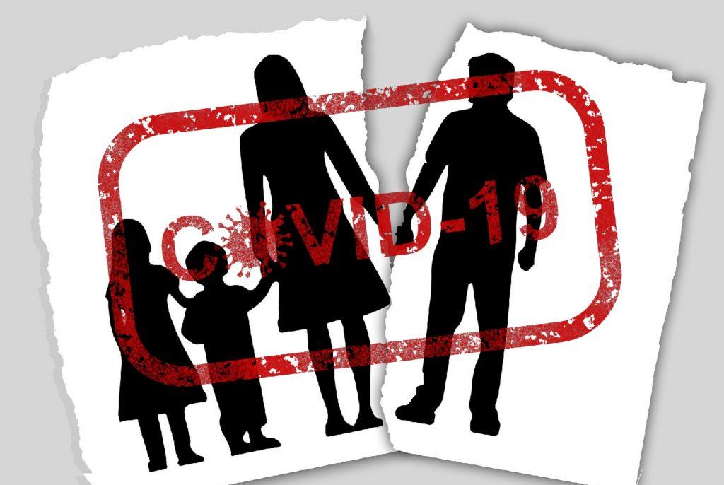Elvált szülők és a COVID-19